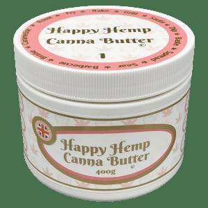 Happy Hemp Canna Butter Strength One