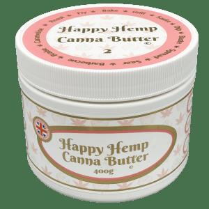 Happy Hemp Canna Butter Strength Two